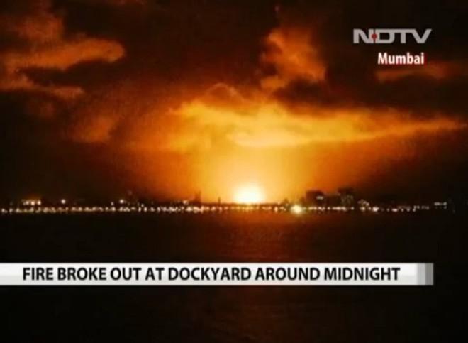 Vụ nổ tàu ngầm Kilo Ấn Độ có liên quan gì đến Việt Nam?