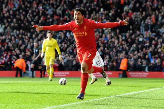 Top 10 bàn thắng đẹp nhất Premier League mùa giải 2012/13
