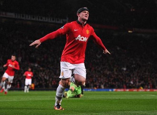 Rooney từ chối gia hạn hợp đồng với Manchester United