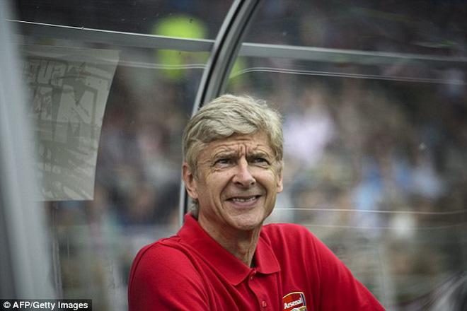 BẢN TIN CHIỀU 15/6: Wenger thờ ơ với việc Arsenal không danh hiệu