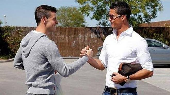 "Derby Madrid: Gareth Bale sẽ khiến Cris Ronaldo ""tắt điện""?"