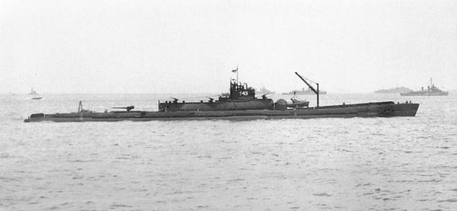 """Tìm thấy tàu ngầm """"khủng"""" của Nhật thời thế chiến II"""