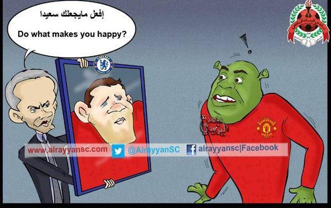 Chế - Vui - Độc: Mou sẽ biến Rooney thành Mr. Hạnh phúc