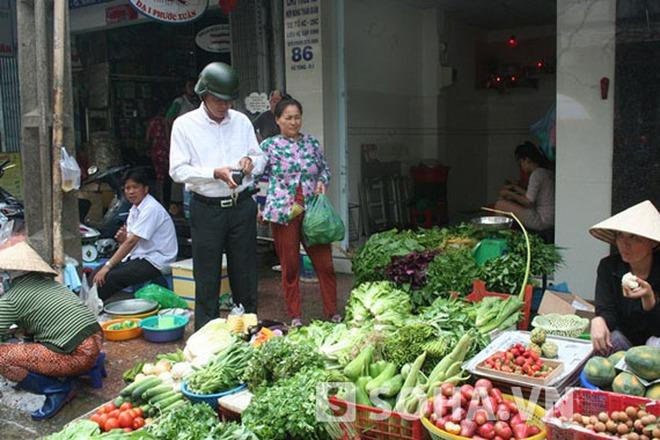 Đồ ăn chay đắt hàng ngày Rằm tháng Giêng