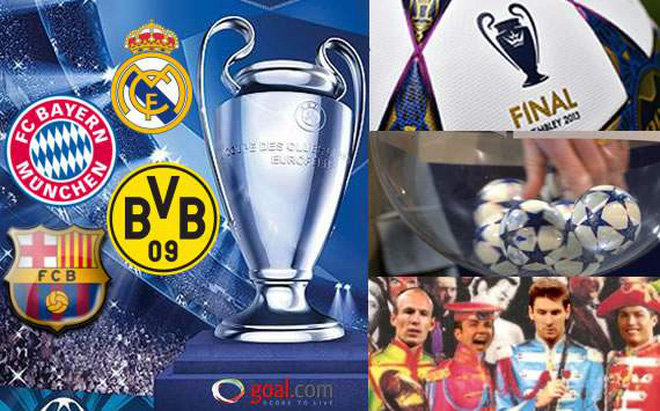 """""""Show truyền hình thực tế"""" Champions League"""