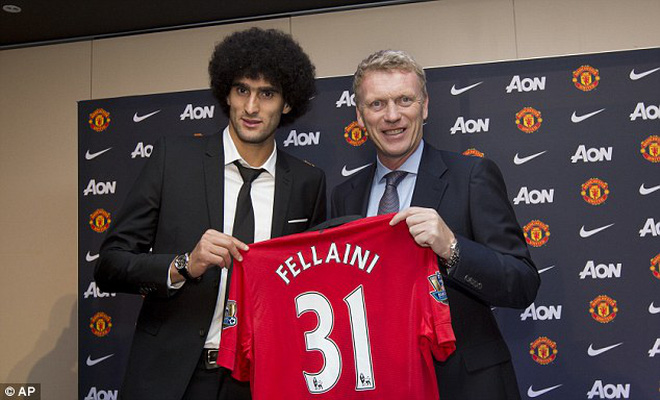 Man United vs Crystal Palace: Đợi chờ Fellaini!