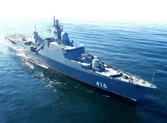 Thông tin mới nhất về tàu Gepard Việt Nam đang đóng ở Nga