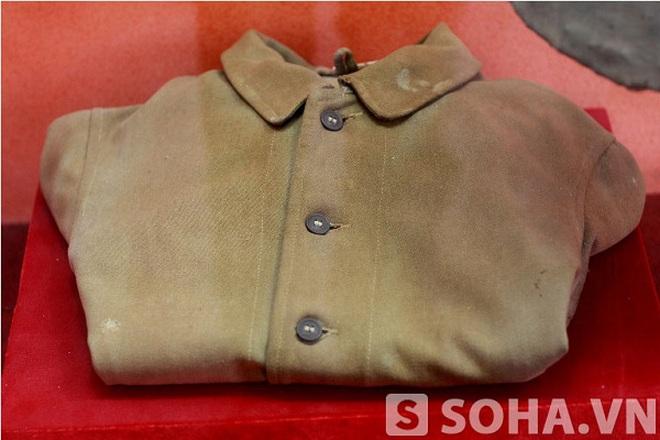 Những kỷ vật thời chiến của Đại tướng Võ Nguyên Giáp