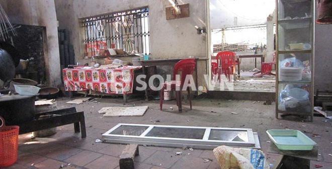 Toàn bộ video vụ nổ kinh hoàng ở Phú Thọ