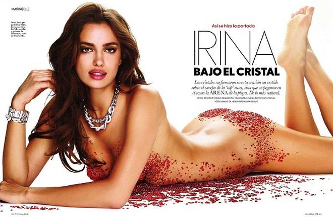 Irina Shayk làm gì khi Cris Ronaldo lôi gái lên giường?