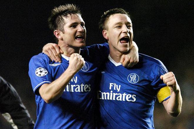 Đại chiến Man City, Benitez bỏ rơi Lampard và Terry