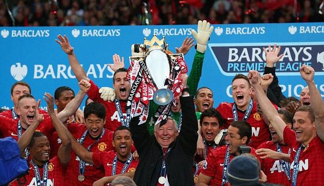 Premier League chia tiền truyền hình: Man United vẫn vô đối!