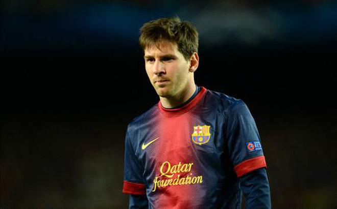 Barca lại nhận hung tin từ Leo Messi