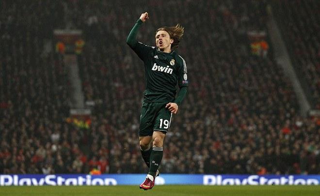 Chán Real, Luka Modric muốn đầu quân cho Man United