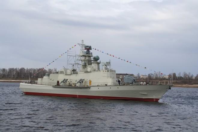 Ukraine hoàn thành cấp động cơ cho 4 tàu Molniya đóng tại VN