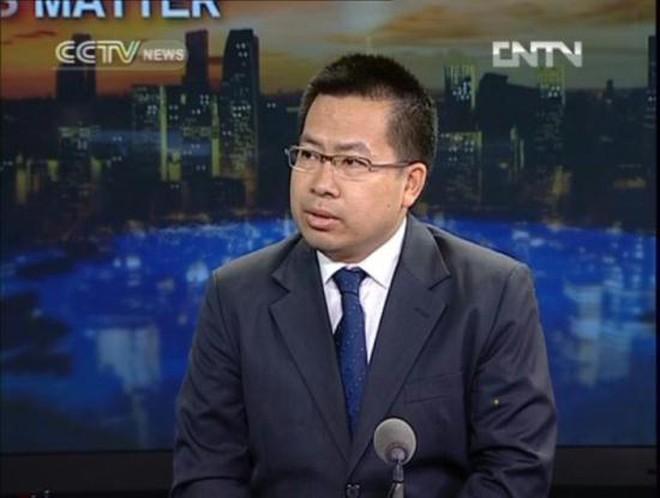Học giả Trung Quốc 'dằn mặt' Mỹ về biển Đông