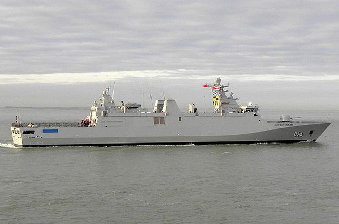 Hà Lan xác nhận đóng 2 chiến hạm tàng hình SIGMA cho Việt Nam