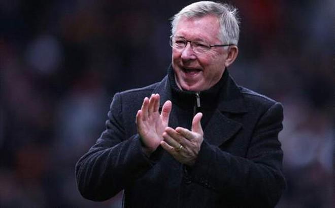Siêu sao bóng đá thế giới thi nhau gửi lời chúc Sir Alex Ferguson