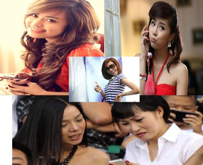 """Dế"" của sao Việt: iPhone áp đảo BlackBerry, Nokia E71, Vertu"