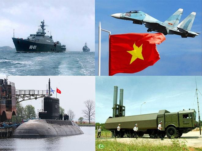 Trong 10 năm qua, Việt Nam đầu tư cho vũ khí nào nhiều nhất?