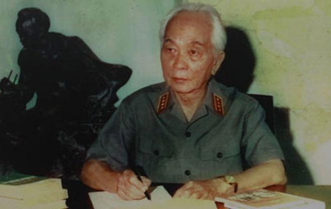 Báo Trung Quốc viết về Đại tướng Võ Nguyên Giáp