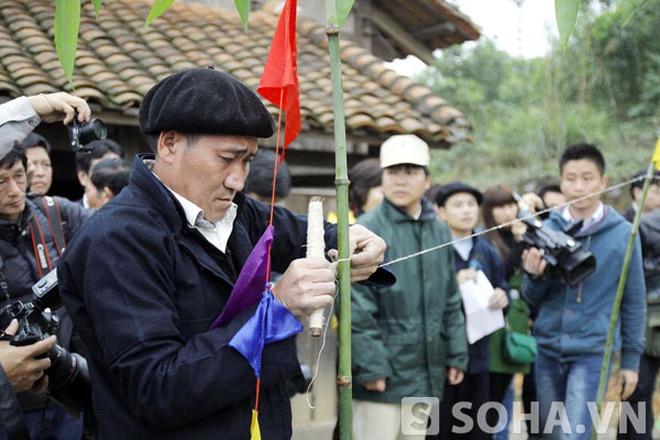 Chùm ảnh: Đến lễ hội Gầu Tào cầu phúc ngày đầu năm mới