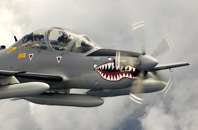 """Xem chiến đấu cơ """"cực độc"""" của Không quân Indonesia"""