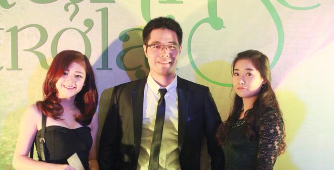 Giám khảo Mr & Miss Sàn Nhạc 2013 sánh đôi dự ra mắt phim