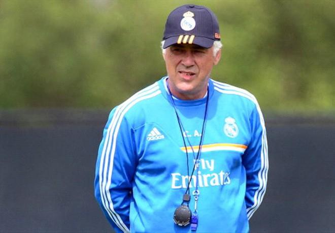 Real gặp khó, Ancelotti vẫn quyết đòi Bale