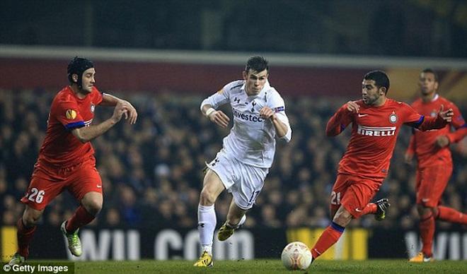 Trả lại Modric để đổi lấy Gareth Bale