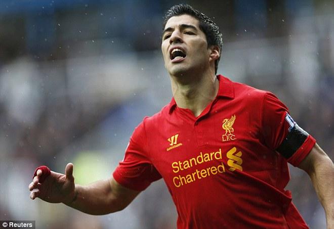 """Thông tin Suarez sắp về Real chỉ là """"chém gió"""""""