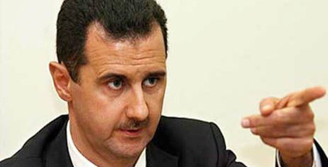 """Thủ tướng TNK gọi Tổng thống Syria là """"khủng bố"""""""
