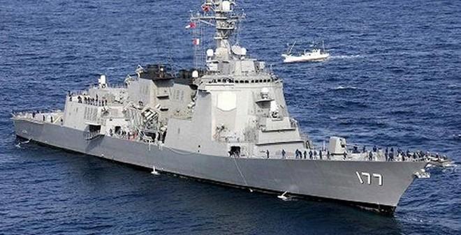 Khám phá khu trục hạm đắt nhất châu Á của Nhật Bản