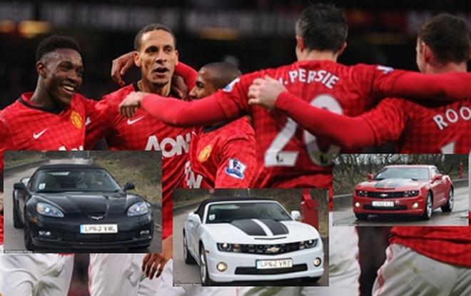 """Cầu thủ Man United bị """"ép"""" dùng siêu xe"""