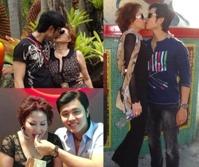 Vũ Hoàng Việt và người yêu U60 'đạp bằng' dư luận để yêu