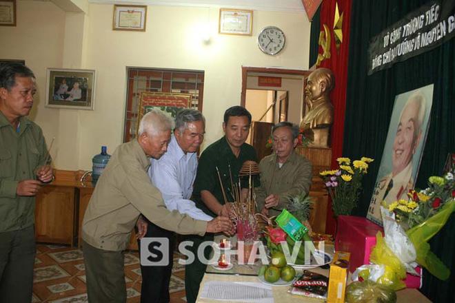 CCB Điện Biên tham gia lễ truy điệu Đại tướng qua truyền hình