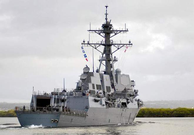 Mỹ chi 6,2 tỷ USD đóng mới 9 tàu khu trục
