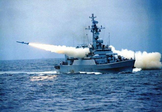 Biển Đông: Trung Quốc dùng YJ-7 đe dọa tàu chiến Việt Nam mới đóng