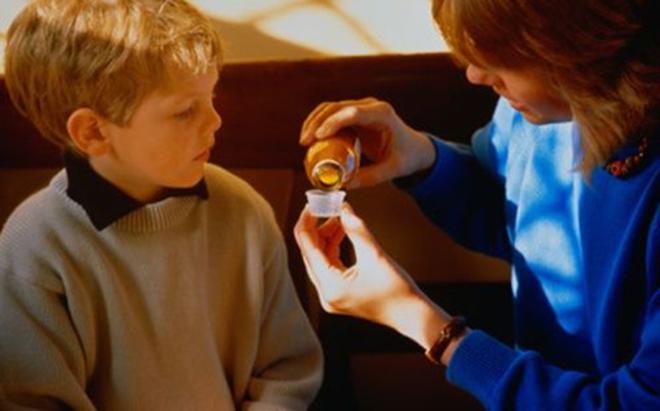 Cảnh báo về thuốc ho chết người