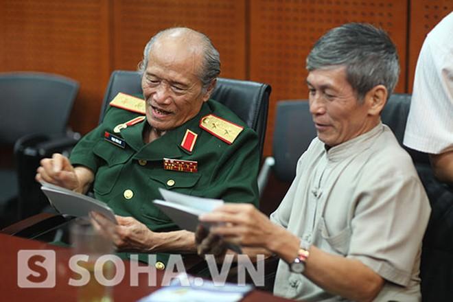 Các vị tướng Việt Nam xúc động chia sẻ, chúc thọ Đại tướng Võ Nguyên Giáp