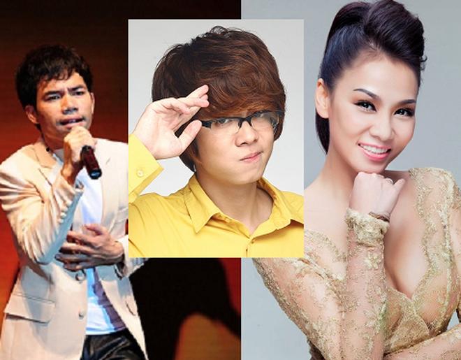 Nghi án fan Bùi Anh Tuấn giúp Yasuy 'lật đổ' Thu Minh