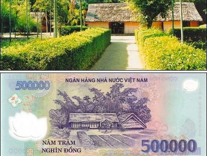 Địa danh nổi tiếng trên những tờ tiền Việt Nam