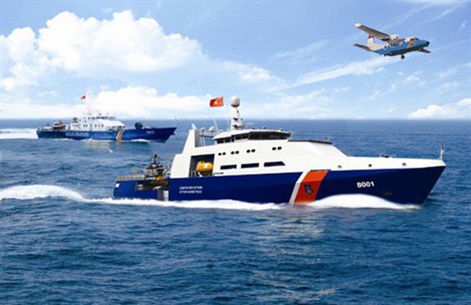 Tướng Vịnh: Mỹ rất hào hứng hợp tác với Cảnh sát biển VN