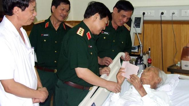 Những ngày cuối đời ở bệnh viện của Đại tướng