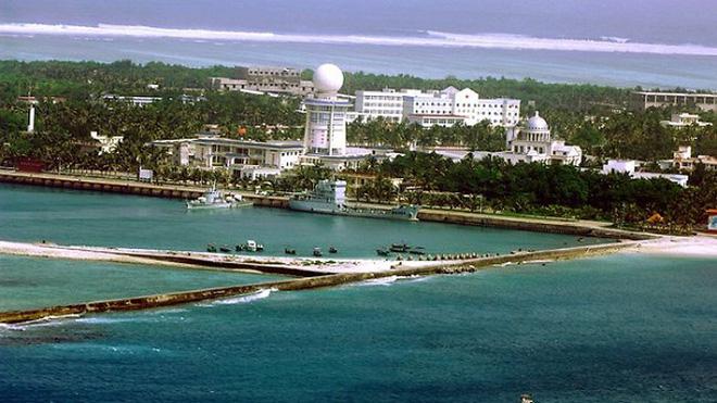 Trung Quốc chiếm và XD phi pháp trên đảo Phú Lâm như thế nào?