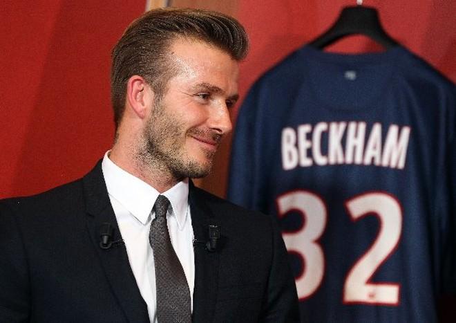 """Beckham bị tố... """"quên"""" không làm từ thiện"""