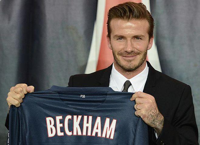 David Beckham bất ngờ bị cơ quan thuế của Pháp điều tra
