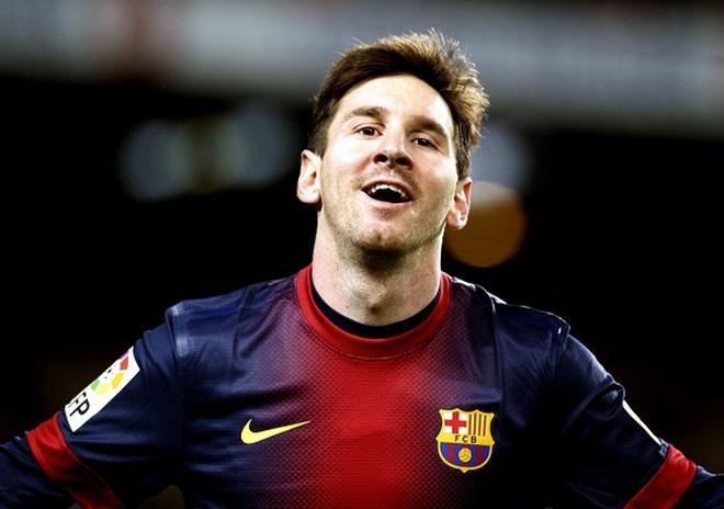 Đến chấn thương Messi cũng lập kỷ lục