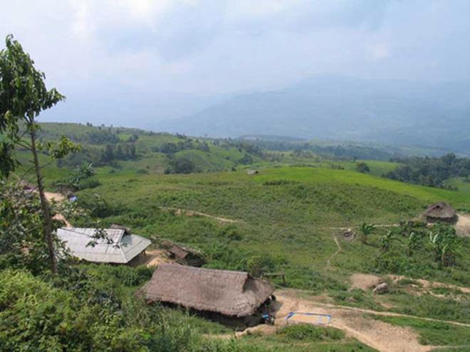 Động đất 2,1 độ richter gần thủy điện Sơn La