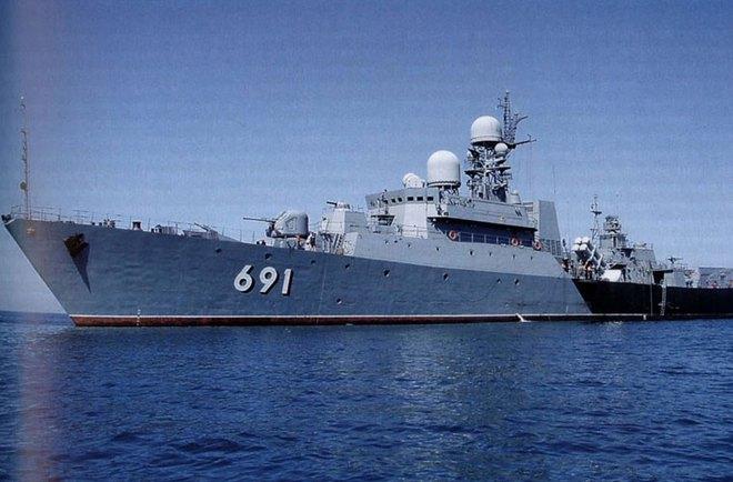 Chiến hạm Gepard Việt Nam có gì khác Gepard Nga?